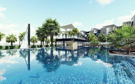 Nye leiligheter i Oasis Center på El Raso - fra 115.000.- euro