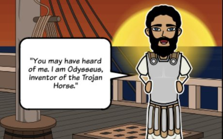 """""""The Odyssey"""" Lesson Plans"""