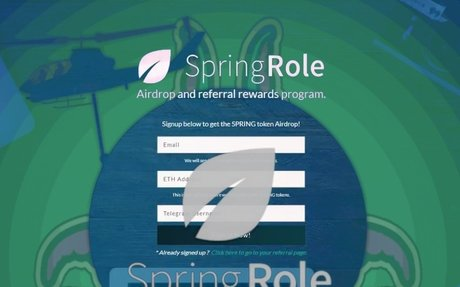 SpringRole Airdrop