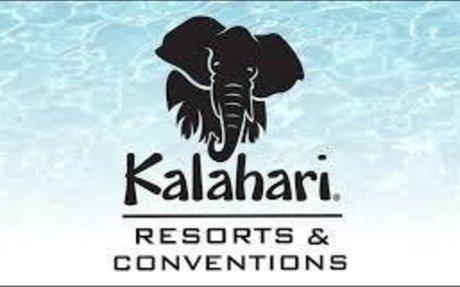 Kalahari Waterparks, Resorts & Conventions•Sandusky, Ohio