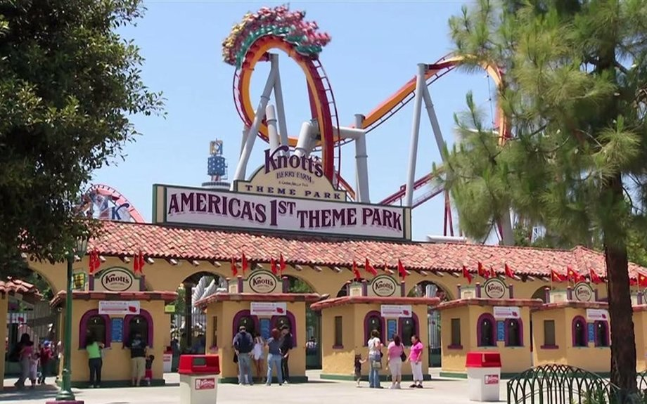 Knott's Berry Farm - Wikipedia
