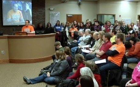 Teachers speak out against standards based grading at Osseo Schools