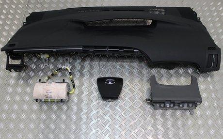Toyota Prius Airbags
