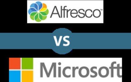 Alfresco vs Microsoft SharePoint Enterprise Edition Enterprise Content Management (ECM)