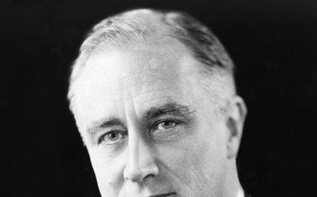 4. Franklin D. Roosevelt