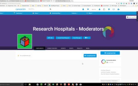 Research Hospital Moderators