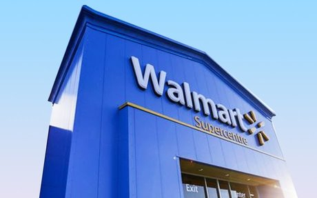 TECH // Walmart's New Test Stores Will Experiment With AR And More
