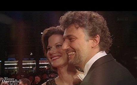 Jonas Kaufmann & Christiane Lutz ⭐ Red carped-Short Clip