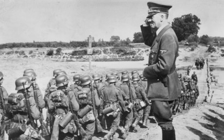 1939: Germany invades Poland