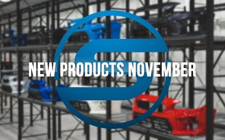 Subispeed - New Products November