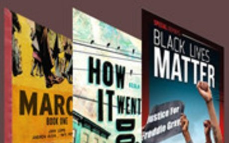Librarian Creates #BlackLivesMatter Booklist for Teens