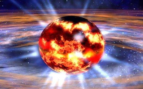 Scientists Say: Neutron star