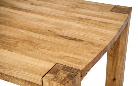 Blaty drewniane w stołach i meblach z litego drewna - Blog Signu Design
