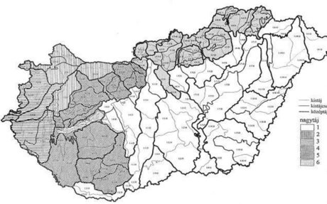Magyarország nagytájai | Körinfo
