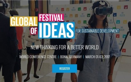 2017 Global Festival of Ideas for Sustainable Development – The world's first Playable Pol