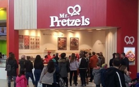 Mr. Pretzels Expands into New Markets as it Sees Explosive Growth in Canada
