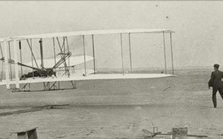 7. The First Powered Flight