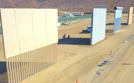 The answer to border security is technology, not wall
