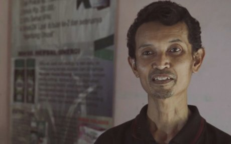 Asbestos a time bomb in Indonesia
