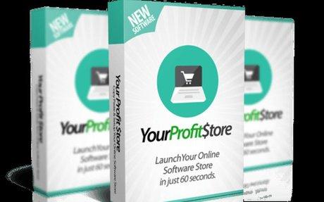 YourProfitStore Create Online Software Store In 60 Seconds