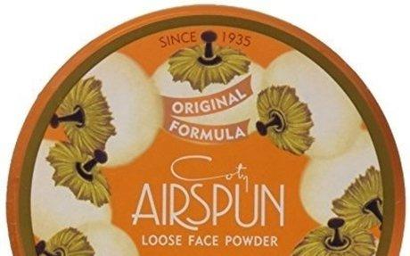Coty Airspun Loose Face Powder 2.3 oz. Translucent Tone Loose Face Powder