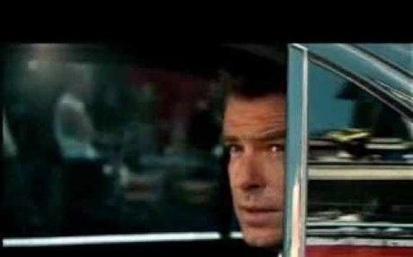 Visa Card James Bond 007 Advert with Pierce Brosnan - YouTube
