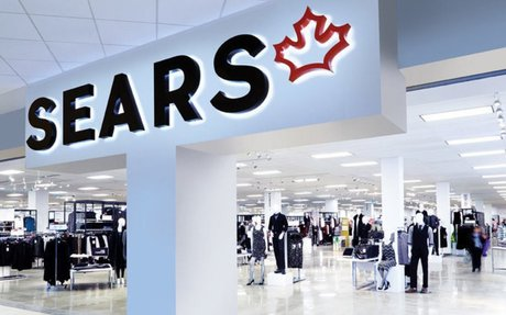 Sears Canada Seeks to Shutter Operations and Close All Stores