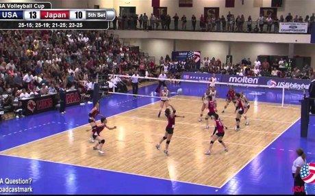 Interés deportivo  - Voleibol