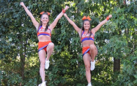 Involvement in Cheer & Important life Lessons