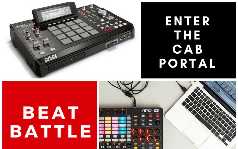 Calling All Producers: Enter The CAB Portal Beat Battle Now!