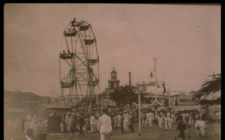 Getai during the Japanese occupation