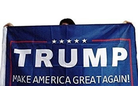 Amazon.com: DatingDay Trump Flag 3 x 5 Foot Make America Great Again Double Sided Printed: