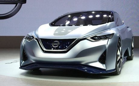 Nissan Aims for Driverless Cars on the Road by 2020