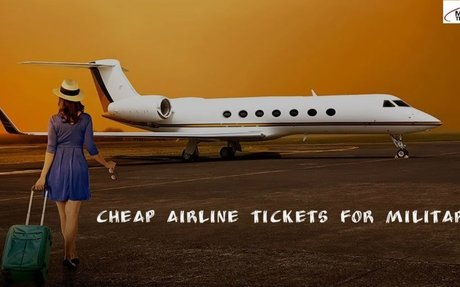 Looking For The Best Military Flight Deals This Year? Go For Military Travel Source