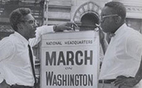 The March on Washington - Civil Rights History Project