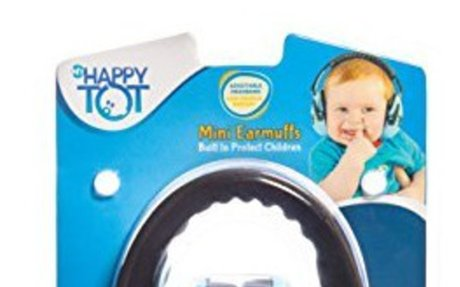 Amazon.com : My Happy Tot Hearing Protection Headphones. Noise Canceling for Children & In