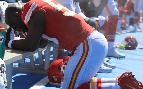 Anthem kneeling isn't aimed at veterans, and other NFL protest misconceptions