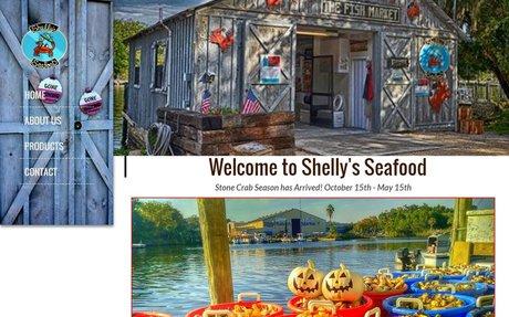 Shellys Seafood & Fish Market Homosassa, FL