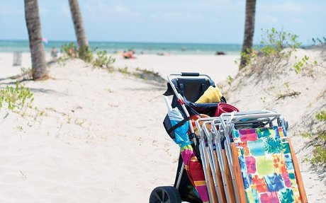 Best Heavy Duty Beach Cart for Soft Sand - Review and Sale - Best Heavy Duty Stuff