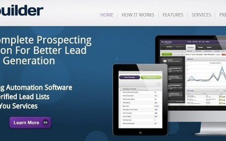 Buzz Builder Pro | Prospecting & Lead Generation Software