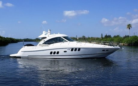 2010 Sea Ray 610 Sundancer Power Boat
