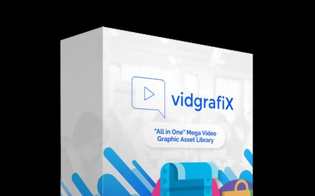 VidGrafiX – Video Marketing Tool