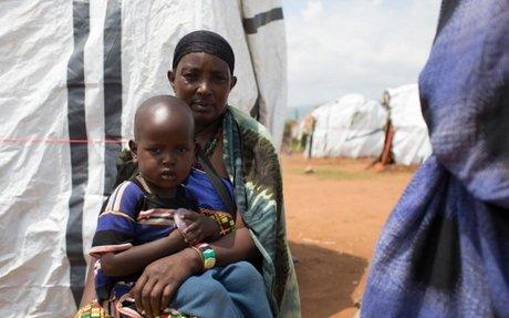Thousands flee into Kenya to escape Ethiopia violence