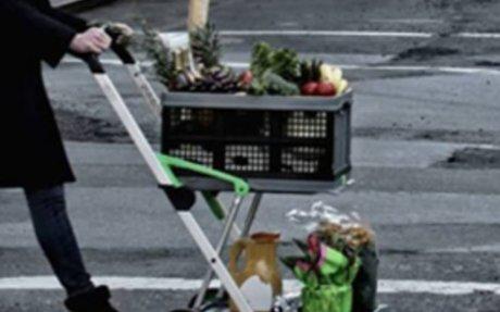 Heavy Duty Folding Shopping Cart - Clax Cart Review - Best Heavy Duty Stuff