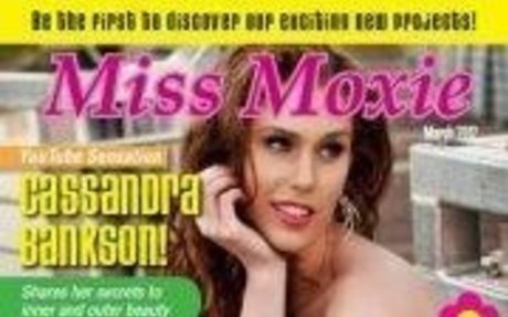 Inspirational Teen Magazine Miss Moxie in the Running for a 250k Small Business Grant from