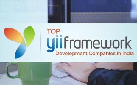 Top Yii Framework Development Companies in India