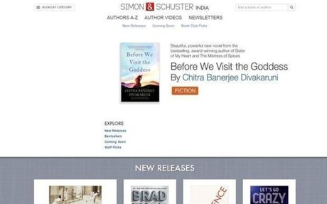 Simon & Schuster launches local publishing in India