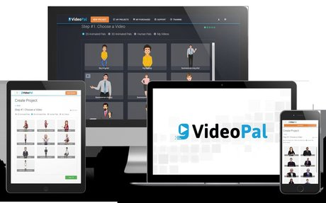 VideoPal Review Best 2D 3D Animated Video Avatars