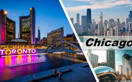 Comparing Toronto's Luxury Retail Areas and Offerings to Chicago