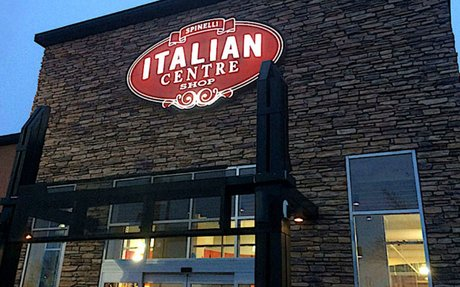 Italian Centre Grocery Chain Owner Discusses Expansion